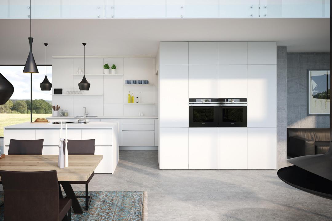 tiroler k chenstudio ewe k chen modell vida neonwei. Black Bedroom Furniture Sets. Home Design Ideas