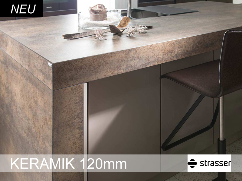 Gut bekannt Tiroler Küchenstudio | ARBEITSPLATTEN Keramik YE34
