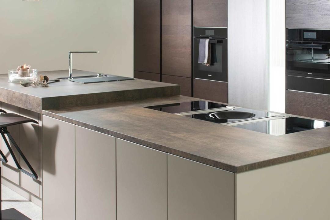 tiroler küchenstudio | küchen arbeitsplatten - Keramik Küche
