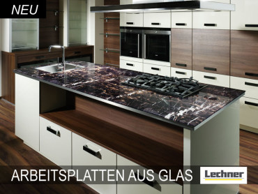 Tiroler Kuchenstudio Arbeitsplatten Ruckwande Aus Glas