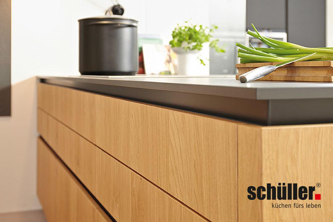 Schüller küchen grifflos  Tiroler Küchenstudio | SCHÜLLER KÜCHEN
